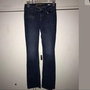 Womens Arizona Jeans Size 0 Bootcut